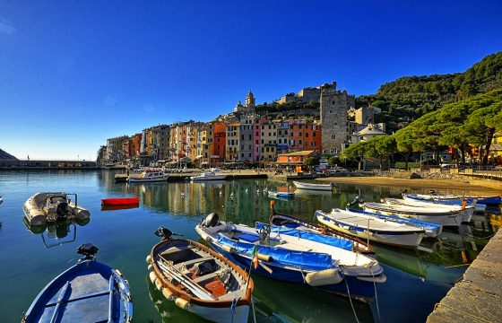 Portovenere: ferieboliger ved Middelhavet mellem Cinque Terre og La Spezia