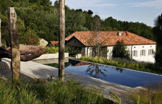 Langhe, Piemonte – eksklusiv og elegant villa