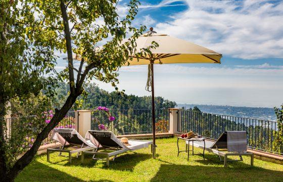 Lucca og Middelhavet: to lejligheder, én pool og eksklusiv udsigt v. Camaiore
