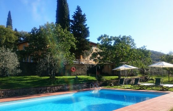 Chianti og Arezzo: privat villa på vingård Petrolo, Bucine