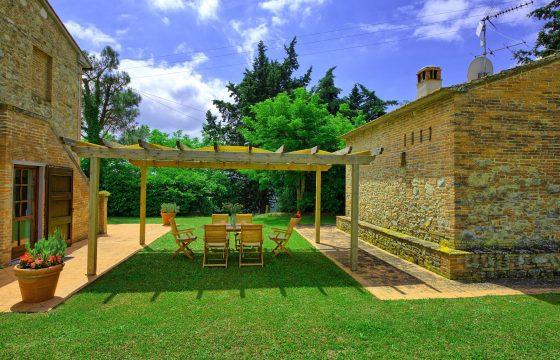 Moderne og komfortabel villa med privat pool syd for Pisa