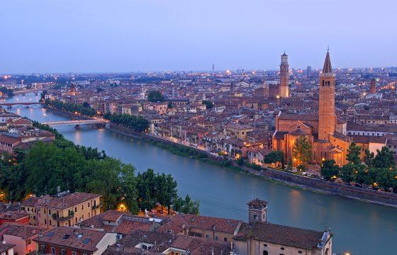 Moderne og komfortable lejligheder i centrum af Verona