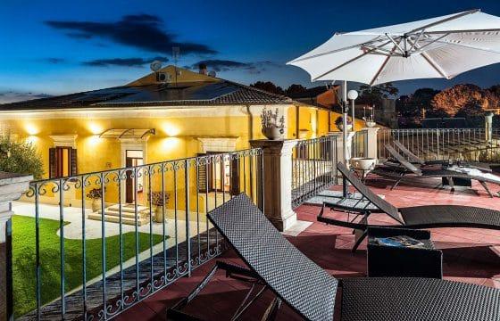 Privat villa med pool og aircondition ved Noto og Avola; Siciliens sydøstlige hjørne