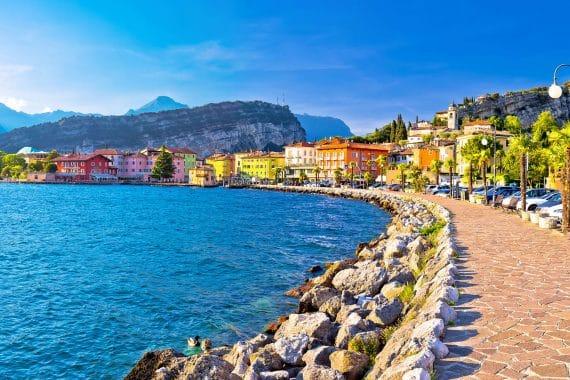 Gardasøen & Veneto